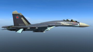 самолет ВВС РФ