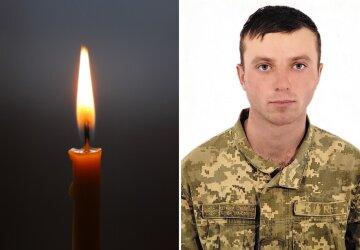 """На Донбассе вражеская пуля унесла жизнь 22-летнего бойца ВСУ: """"С достоинством защищал родную землю"""""""