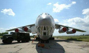 УНИАН Ил-76 самолет МЧС ГосЧС