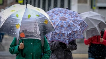 """Справжня осінь прорвалася до України, які області під ударом: """"дощі, штормові пориви і..."""""""