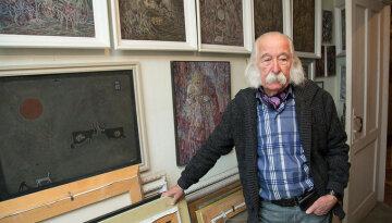 Похищение картин Марчука: выяснились новые детали