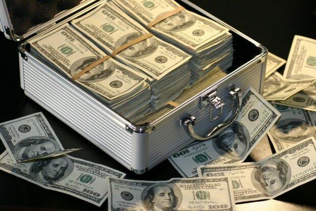 курс доллара в ноябре, валюта