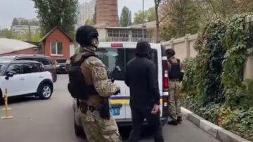 поліція, силовики, затримання, Нацполіція