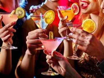 коктейль алкоголь