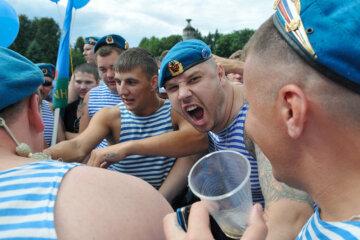 Российские десантники вдв рф