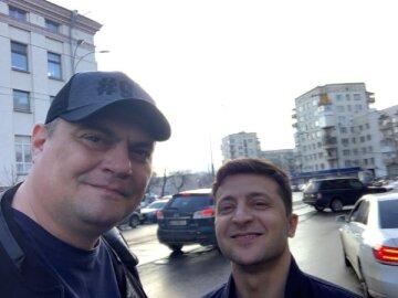 юзик, Корявченков, зеленский