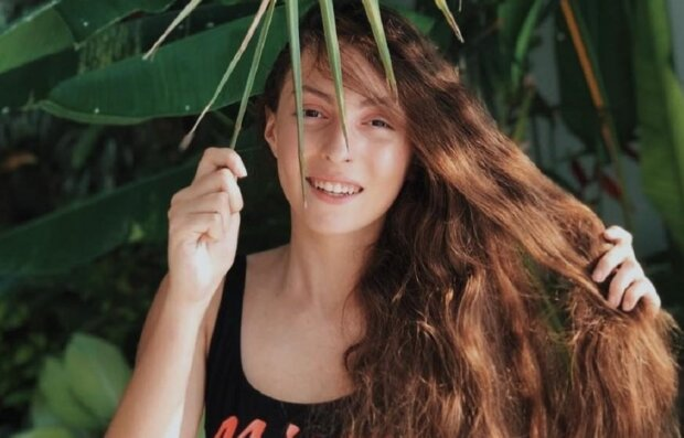 дочь Оли Поляковой - Маша Полякова