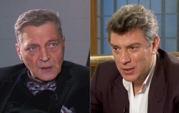 """Невзоров раскритиковал Немцова: """"Лгун, как они все"""""""