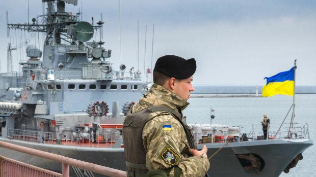 моряки, война, азовское