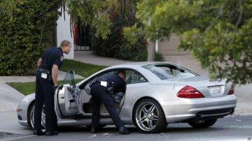 У Сан-Дієго розстріляли поліцейських