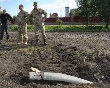 Калиновка, боеприпасы
