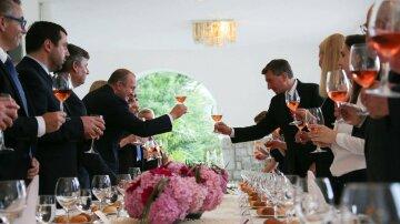 Віскі та мартіні: грузинського президента звинувачують у алкоголізмі