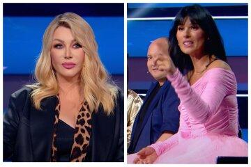 """Учасниця шоу """"Маскарад"""" нагрубила Ірині Білик і пригрозила Єфросиніній: """"Дівчатка, не сваріться"""""""