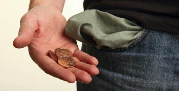деньги, карман