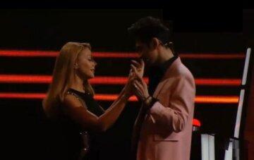"""Дан Балан, закрутивши Кароль у пристрасному танці, не стримав почуттів: """"Тіна, я пам'ятаю..."""""""