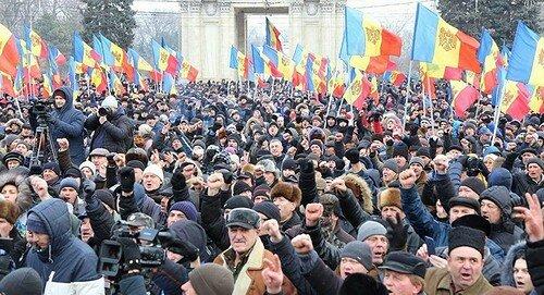 Власти Молдовы готовят арест одного из лидеров протестующих — мэр города Бельцы
