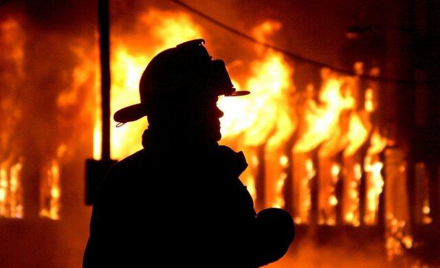 пожежа, пожежники