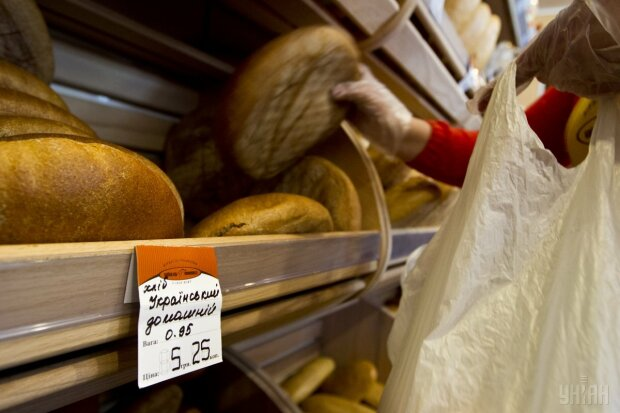 хлеб магазин супермаркет