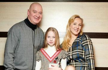 Евгений Кошевой с женой и детьми, Варвара Кошевая