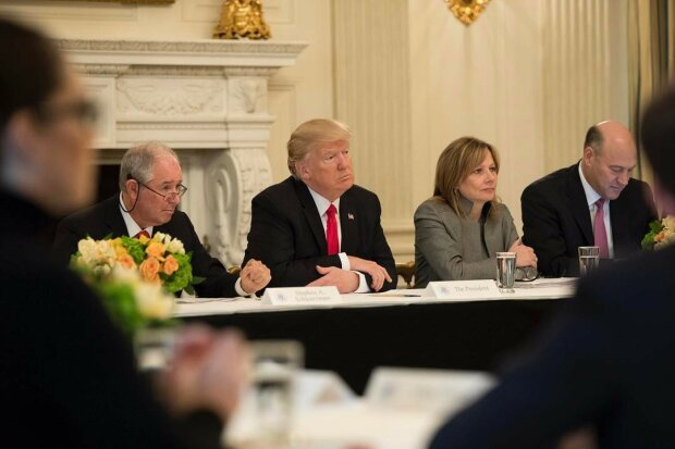 трамп_совещание
