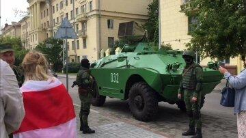 """Лукашенко нашел новое """"оружие"""" против митингующих, кадры:  """"чтобы давить на демонстрантов..."""""""