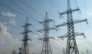 электроэнергия, электричество, ток, линии передач