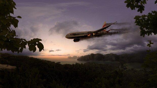 самолет, катаклизм, катастрофа