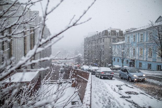 погода на сегодня, зима