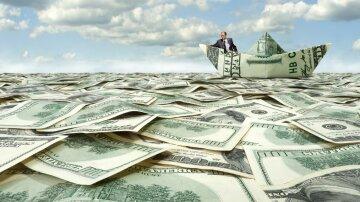 курс валют , доллар