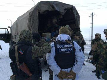 боевики, ДНР, проверка