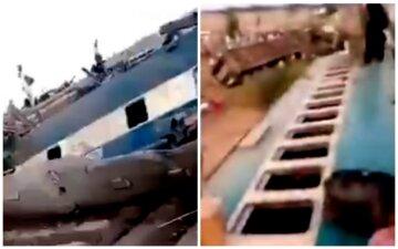 """""""Вагони розірвало навпіл"""": зростає кількість жертв зіткнення поїздів, кадри трагедії"""