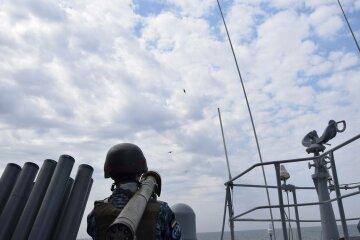 море, всу, война