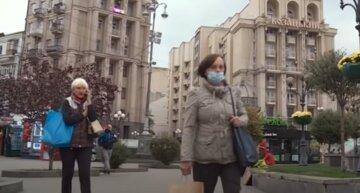 киев люди карантин майдан