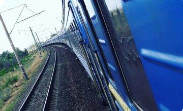 поезд укрзализныця колея