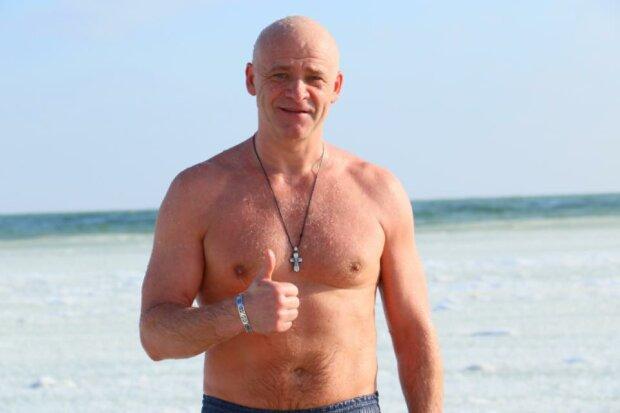 Геннадий Труханов отпуск