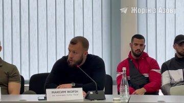 Они оказались под угрозой остаться один на один с Российской Федерацией, - Жорин о чеченских добровольцах