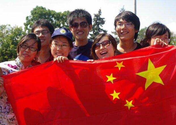 Китай  УНИАН