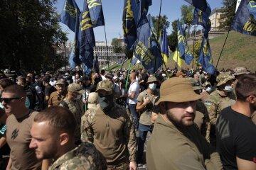 Нацкорпус анонсував нові акції протесту