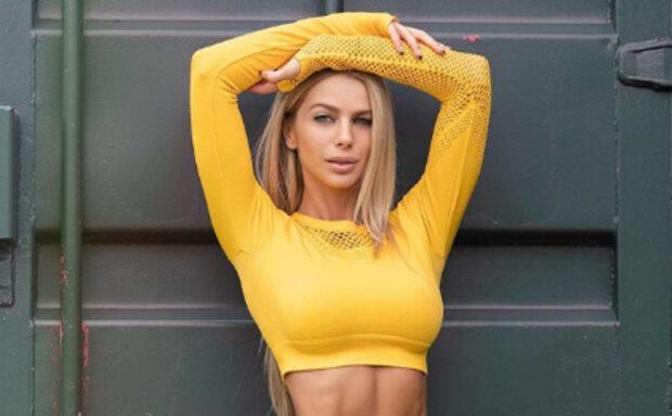 Янита Янчева, фитнес-модель