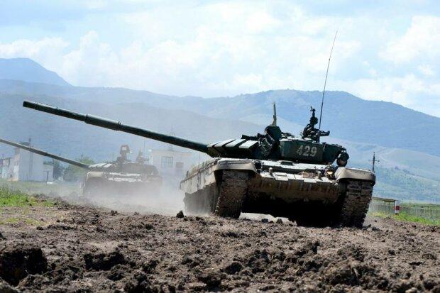 танк россия