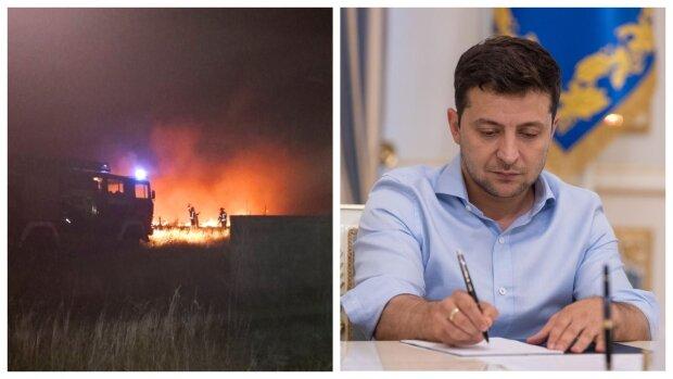 Падіння гривні, трагедія на Луганщині та важливий указ Зеленського - головне за ніч