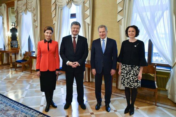 Про що говорив Порошенко з фінським прем'єром
