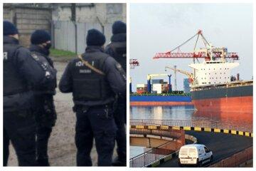 ЧП в порту Одессы: найдено тело моряка-иностранца, первые подробности