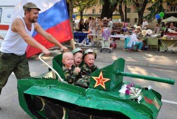 дети_парад