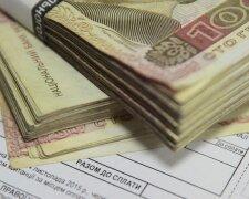 коммуналка, деньги, тарифы