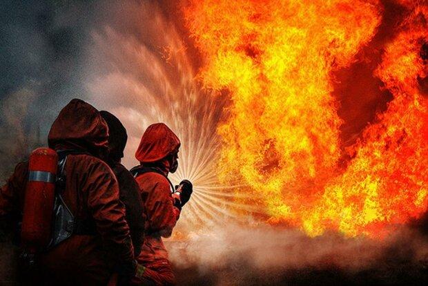 Пожарные-спасатели-Украина