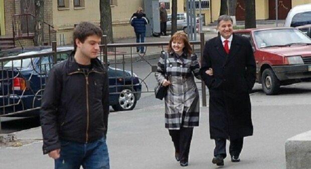 Инна и Арсен Аваков