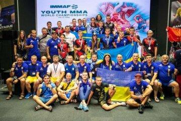 Палатный о победе украинцев на юношеском Чемпионате мира по ММА: это стало возможным благодаря упорному труду спортсменов, тренеров и Федерации