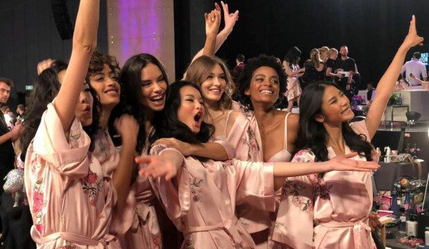 Victoria's Secret, моделі, вікторія секрет, виктроиа сікрет