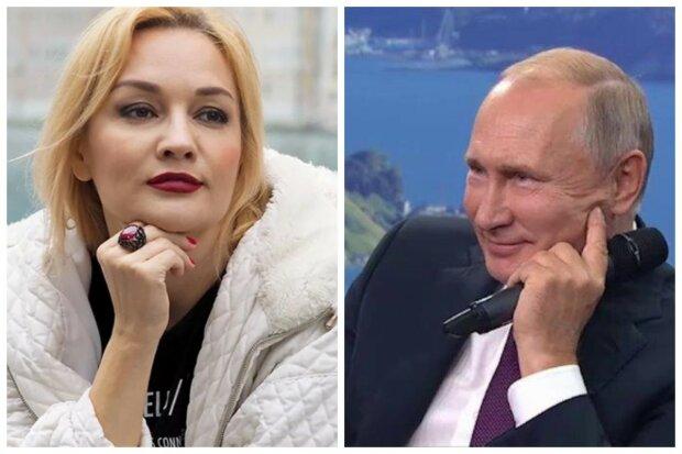 """Буланова висловилася про путінський режим: """"Завжди будуть незадоволені"""""""